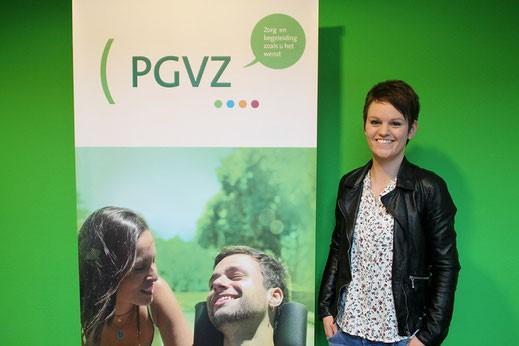 Jasmijn vertelt over PGVZ